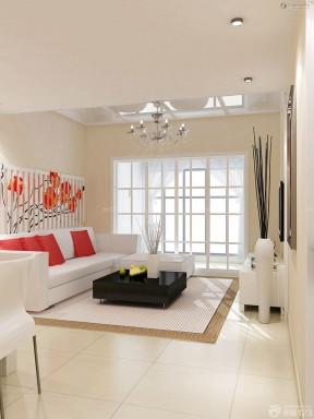 60多平米房子大全 白色地磚