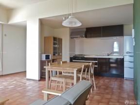 60多平米房子大全 開放式廚房