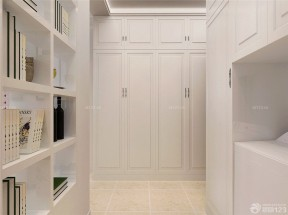 書房設計 白色書柜