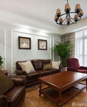 90平方兩室兩廳 客廳墻畫