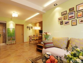 90平方兩室兩廳 地板磚