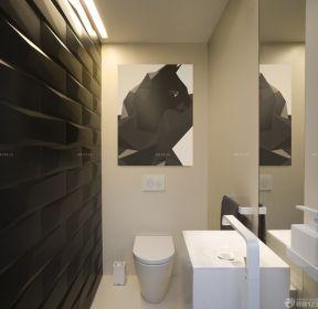 時尚60多平米房子衛生間設計大全-每日推薦