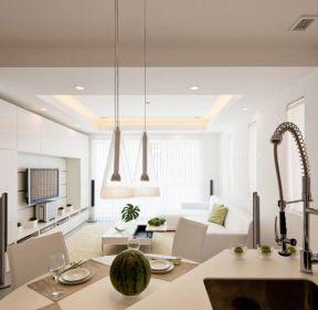 現代風格60多平米房子裝修大全-每日推薦