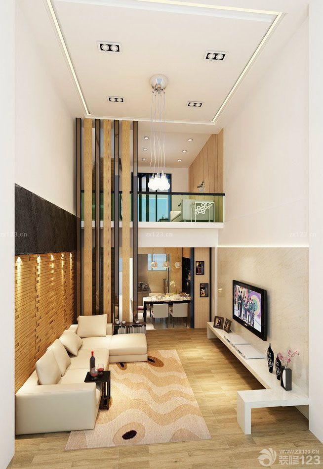 70平小复式楼装修效果图大全2014图片图片
