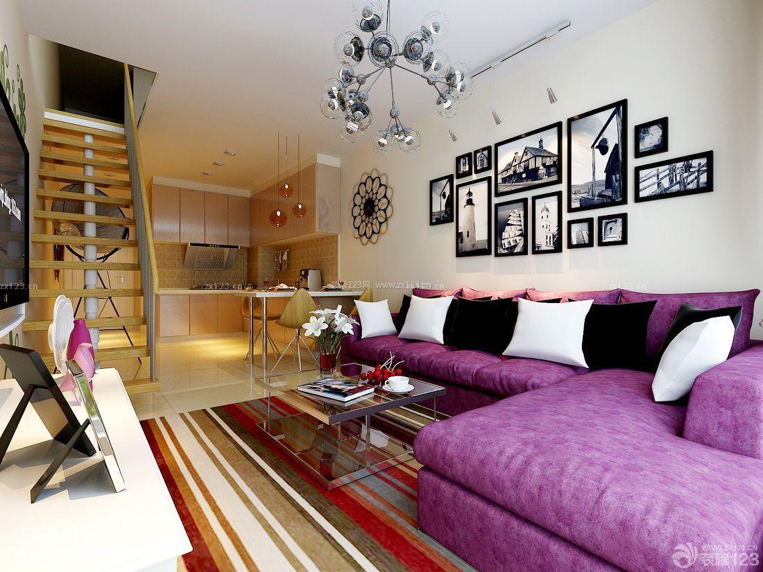 紧凑60平米房屋小卧室装修设计