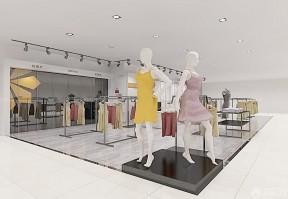 70平米商鋪裝修 女裝店鋪