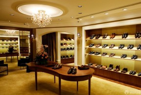 70平米商鋪裝修 鞋柜設計