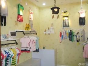 70平米商鋪裝修 童裝店設計