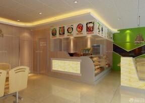 70平米商鋪裝修 小型快餐店