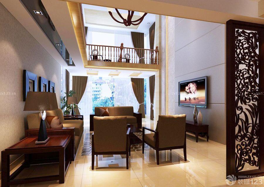 120平米楼中楼设计图展示图片