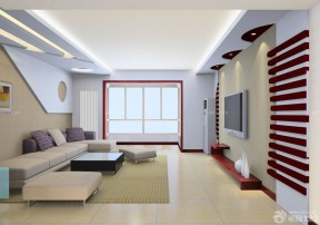 100平方米別墅圖片大全 墻面設計裝修效果圖片