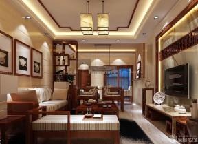 100平方米別墅圖片大全 現代中式家裝效果圖