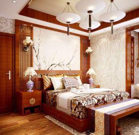 中式家裝100平方米別墅效果圖片大全-每日推薦