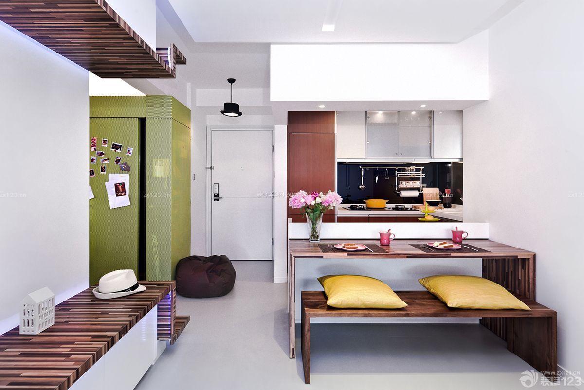小复式楼60平米两室一厅效果图图片