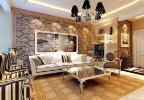 80平米別墅設計圖 豪華別墅裝修效果圖片