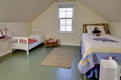 溫馨130平米帶閣樓可愛兒童房間