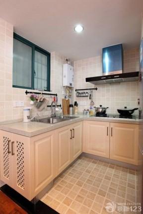 70平米復式樓裝修 廚房設計裝修效果圖片