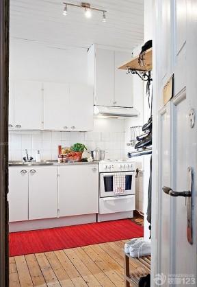 70平米復式樓裝修 廚房裝修設計效果圖