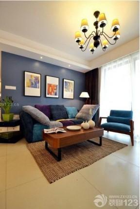 70平米復式樓裝修 小客廳裝修效果圖片