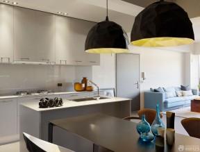 60平方兩室一廳裝修效果圖 吊燈裝修效果圖片