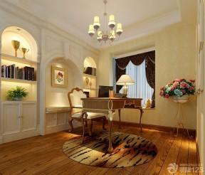 70-80平米房屋裝修 書房裝修樣板