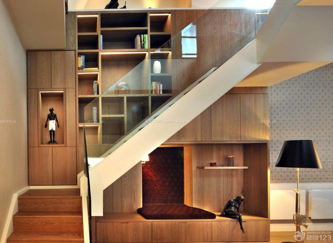 家居 楼梯 设计 书房 装修 1125_820