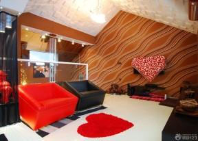 70平米小復式裝修 閣樓臥室裝修效果圖