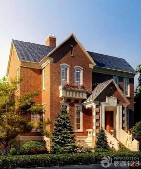 120方二层别墅设计