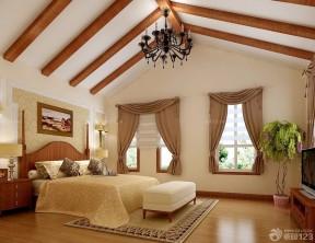 130平米簡單裝修設計圖 臥室吊頂效果圖