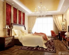 130平米簡單裝修設計圖 大臥室裝修效果圖