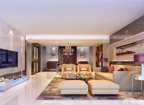 130平米簡單裝修設計圖 現代家居裝修