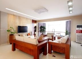 130平米簡單裝修設計圖 客廳組合沙發