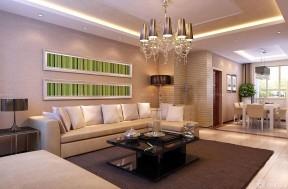 兩室一廳80平米裝修圖