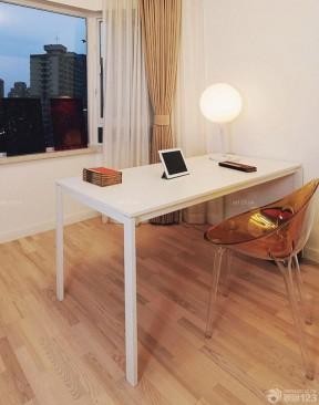 70平米裝修樣板間 小書房裝修效果圖