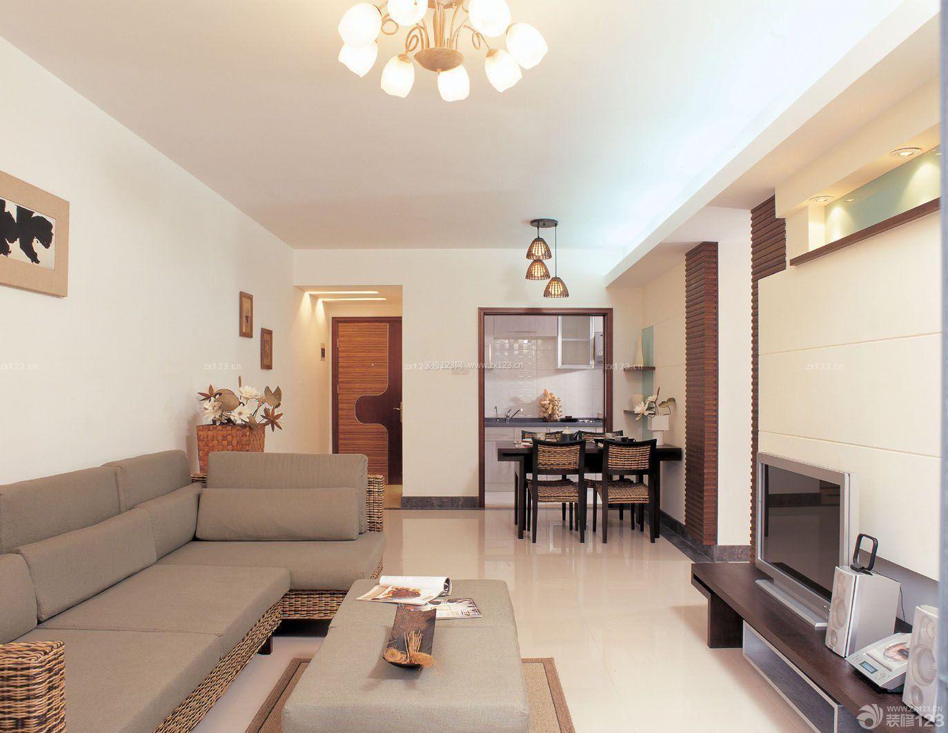 140平方米房屋现代简约风格装修效果图