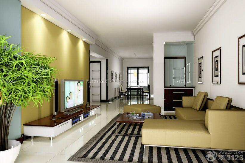 140平方米房屋现代家居装修效果图