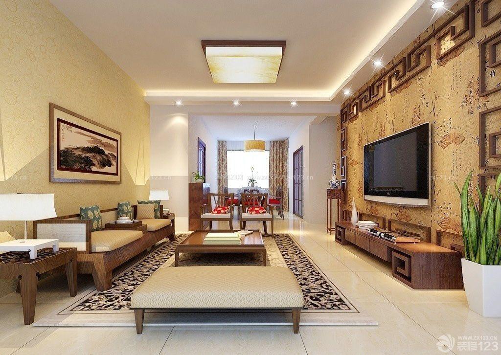 140平方米房屋新古典装修效果图