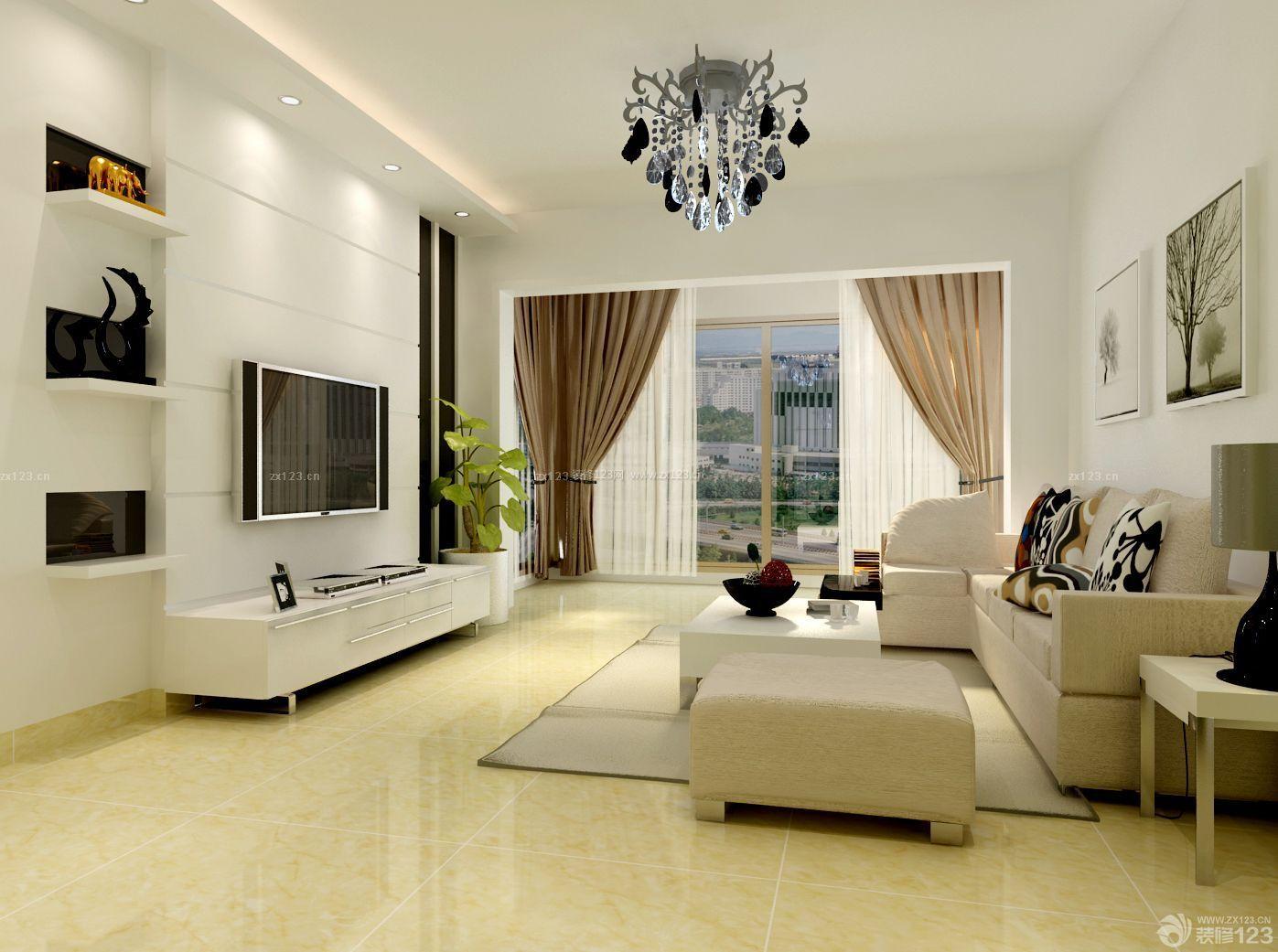 140平方米房屋现代室内装修效果图