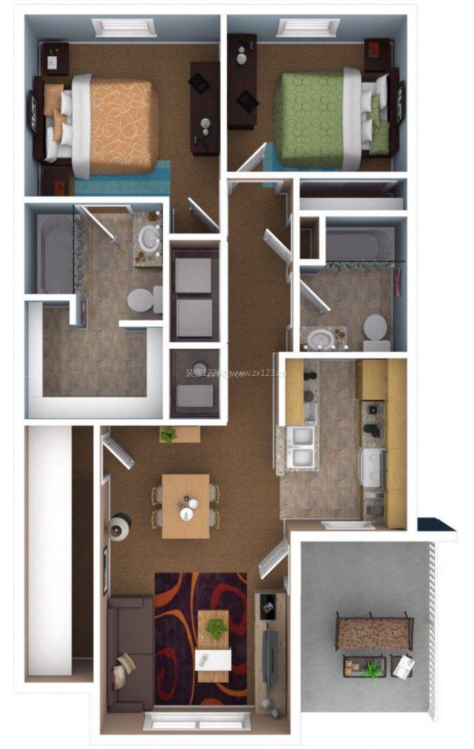 家装效果图 最新农村房子房屋设计平面图参考 提供者:   ← → 可以