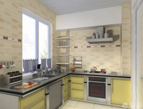 130平米裝修設計圖 現代廚房設計