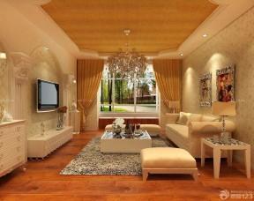 90平米房子裝修樣板 簡歐式風格