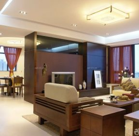 新古典90平米房子裝修樣板房-每日推薦
