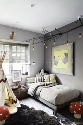 60小戶型躍層裝修圖 小臥室裝修效果圖片