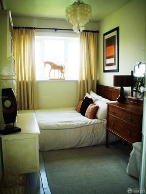 70平米裝修樣板房 床頭柜裝修效果圖片