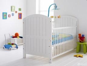 70平米裝修樣板房  嬰兒房裝修效果圖片