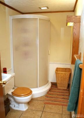 70平米裝修樣板房 整體淋浴房裝修效果圖片