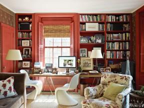 70平米裝修樣板房 書架裝修效果圖片