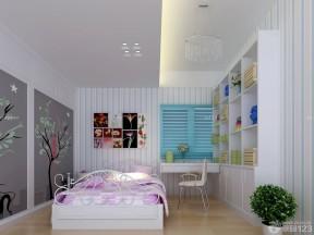 房屋裝修設計圖 單人床裝修效果圖片
