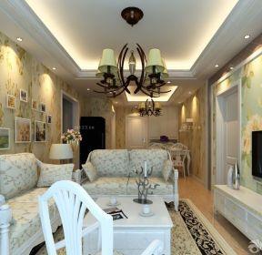 房屋装修效果图三室