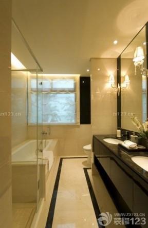150平米裝修效果圖片 衛生間裝飾設計